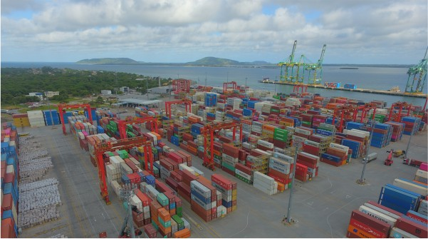 Porto Itapoá handled 440,000 containers in 2020